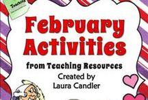 February Activities(non-Vday)
