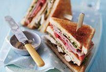 ~ sandwiches ~