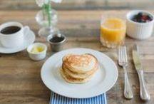 ~ waffles & pancakes ~