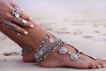 Biżuteria - Nogi