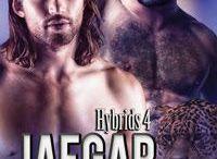 Jaegar Hybrids 4 / New Book coming soon!