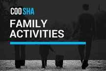 Family Activities / Share anything from family games to summer activities, sports etc  ~To be a collaborator of this board please email your email address and Pinterest username to marc@cooshacal.com  -- www.cooshacal.com