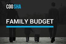 Family Budget / Helping people and families learn the skills to manage money.