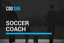 Soccer Coach / To help children learn the fundamentals and gain some helpful hints.