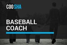 Baseball Coach / To help children learn the fundamentals and gain some helpful hints.