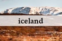 Iceland / Our roots and inspiration!
