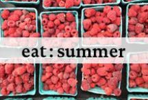 Eat Seasonal: Summer