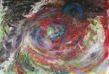 creative journeys - Adele and Handan / #artjournaling
