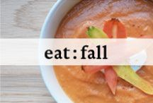 Eat Seasonal: Fall