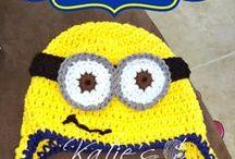 Gorros a crochet / Patrones de gorros tejidos a crochet