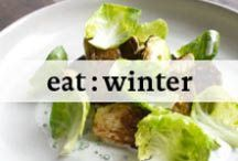 Eat Seasonal: Winter