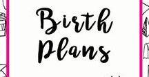 Birth Plans