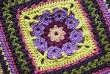 Crochet Squares / by Myra Huber