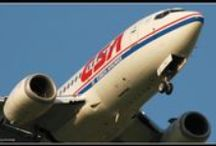 OK-CGJ, Boeing 737-500 / OK-CGJ Boeing 737-500, foto Pavel Dolejš