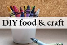 DIY Food & Crafts / Easy do it yourself food and everyday things!