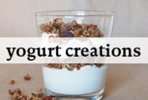 Yummy Yogurt Creations
