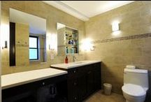 Bathroom Remodeling / At NYC Interior Remodeling, we offer professional results that exceed those of other remodeling companies, and at reasonable costs. #bathroom #remodeling #renovation #design