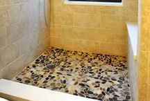 Tile Works / We are Experts in the field of Tile works Installation and focus on offering our customers the highest level of quality and craftsmanship. We use only the best materials and products available on the market today.
