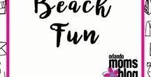Beach Fun / Tips and Tricks for taking your family and littles to the beach!