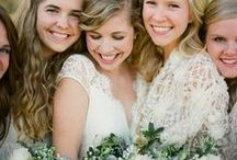 Bridal party / by Brooke Drellos