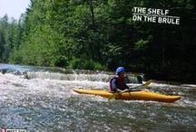 Brule River / There's a reason why many presidents have visited this beautiful river! Fishing, kayaking, canoeing -- come check it out!