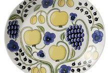 Kauniita astioita - Arabia