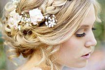 WEDDING - hair