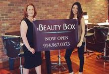 Inside The Beauty Box NY / Take a peak inside our brand new salon located in beautiful downtown Rye, NY!