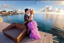 Lost in Paradise / We treat and serve our client to take photo shoot in uncommon place and here it is the result, just enjoy my photographs and whenever you love my pictures and want me to come across your country to capture your pre wedding and wedding session please drop me an email to photobima@gmail.com