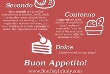 Italiano / Imparare l'italiano