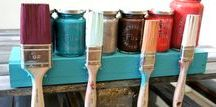 Pintura - Paint / Pinturas de todo tipo - All kind of paint Fleur Paint, Inner, Lumiere & Neopaque
