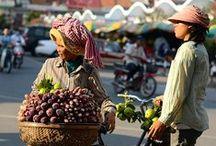 Phnom Penh / Voyage / stage 4 mois mars-juin 2014