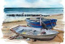Watercolor-Acquerello