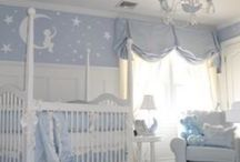 Quarto do baby / Sugestão de móveis e decoração