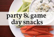 Party and Game Day Snacks
