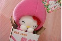 Keep collecting Hello Kitty stuffs