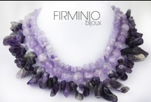 Color Inspiration by Firminio Bijoux / Color items for unique jewellery