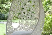 Garden / Gardening, to outside furniture / by Polly Plain