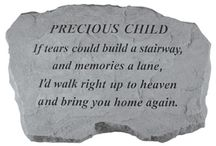 In loving memories - Grandchild Aubrey . / Born 00H31 and died 15H05 on 08/07/2013 premature at 27 weeks.