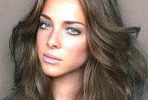 Hair & Makeup / Tendências de cosmética e cabelos