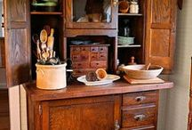 Antiques for the Soul / There is nothing like a beautiful old piece to think of what things were like in days gone by.