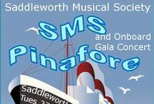 Saddleworth Musical Society / Forthcoming Productions for Saddleworth Musical Society