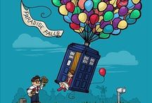 Doctor Who!! / Pictures of Doctor Whooves and Doctor Who. Enjoy dear Whovians! / by Hannah Barker