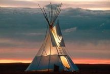 Tipi / The Tipi is a conical tent, traditionally made of animal skins, and wooden poles.The tipi was used by tribes of the Great Plains. Honor history.