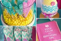 Party Ideas / #Birthday and other ocassion #party #ideas