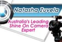Shine On Camera Program / www.natashazuvela.com Present confidently to camera in a few days guaranteed! Head to this website to receive 5 free videos on how to present like a tv star in your industry #quote #tashzuvela #tvstar #confidence #oncamera #presence