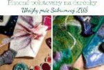 Textiles and wool - textil a vlna