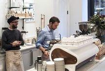 Cafe Ideas / Cafe interiors and ideas