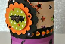 Halloween, Fall and Thanksgiving paper crafts / Halloween, Fall and Thanksgiving paper craft projects