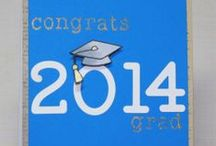 Graduation and congratulations cards and tags